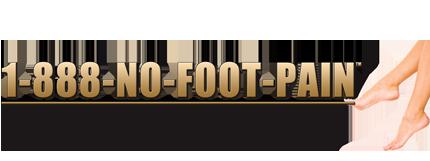 1-888-No-Foot-Pain