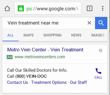 Google Says Calls To A Business Are Worth At Least 3x More Than Clicks Website