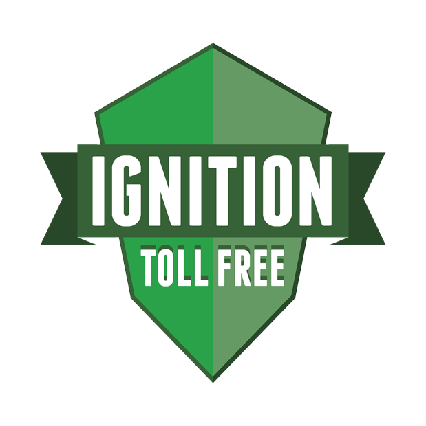 Ignition Toll-Free Logo