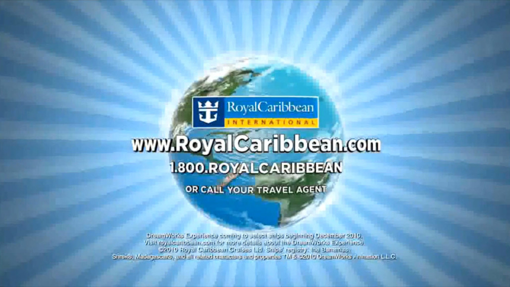 1-800-ROYAL-CARIBBEAN