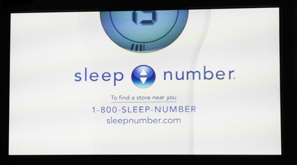 800 Sleep Number
