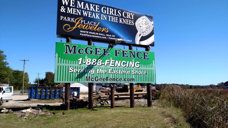 McGee - 2015 Billboard