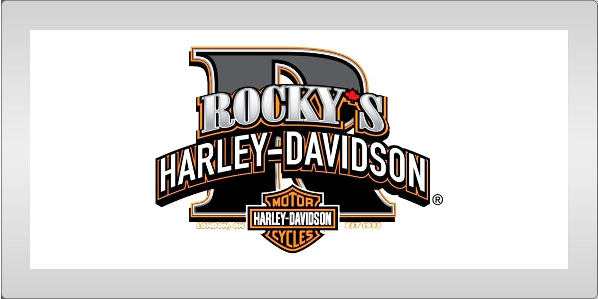 rockys harley davidson ad