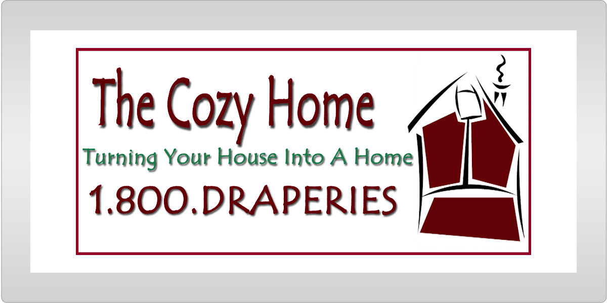 The Cozy Home 800-Draperies