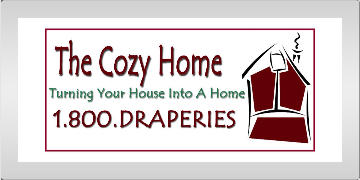 The Cozy Home 800-Draperies