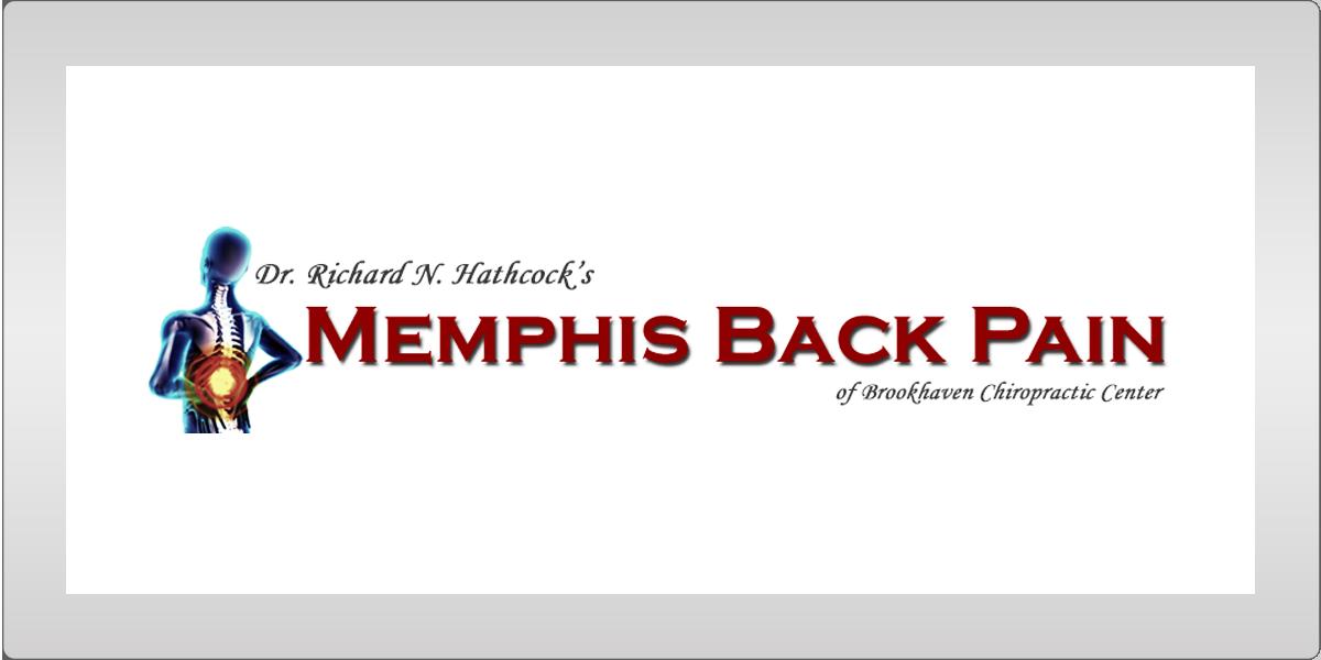 Memphis Back Pain Logo
