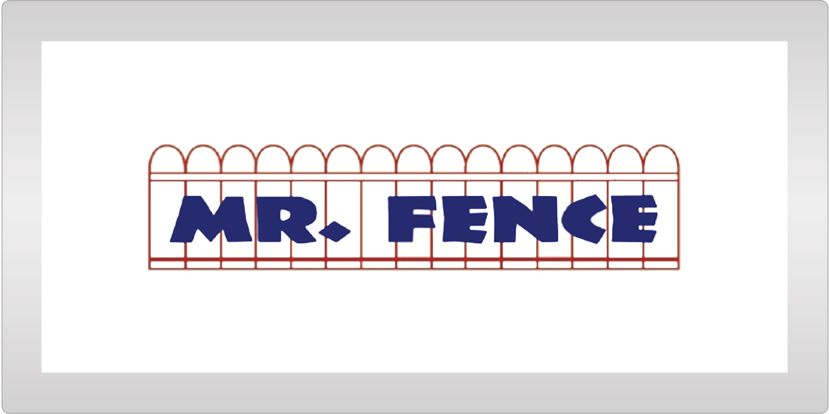 Mr Fence Sign