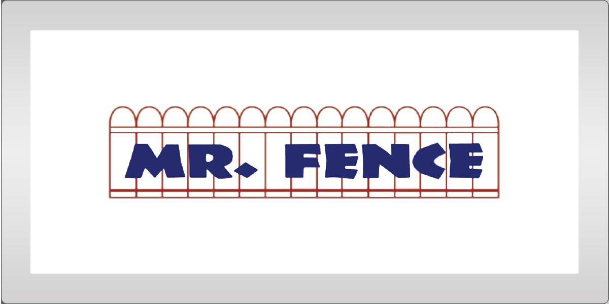 Mr Fence Sign