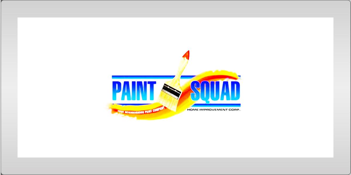 Paint Squad Logo