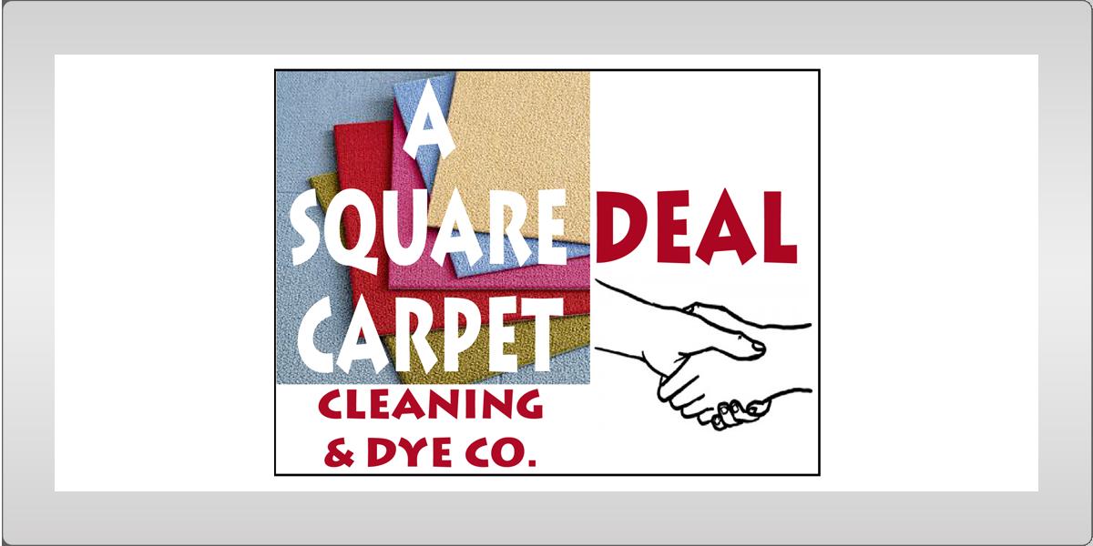 Square Deal Carpet Ad