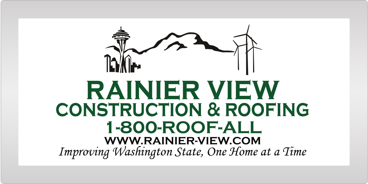 Rainier View Toll Free Ad