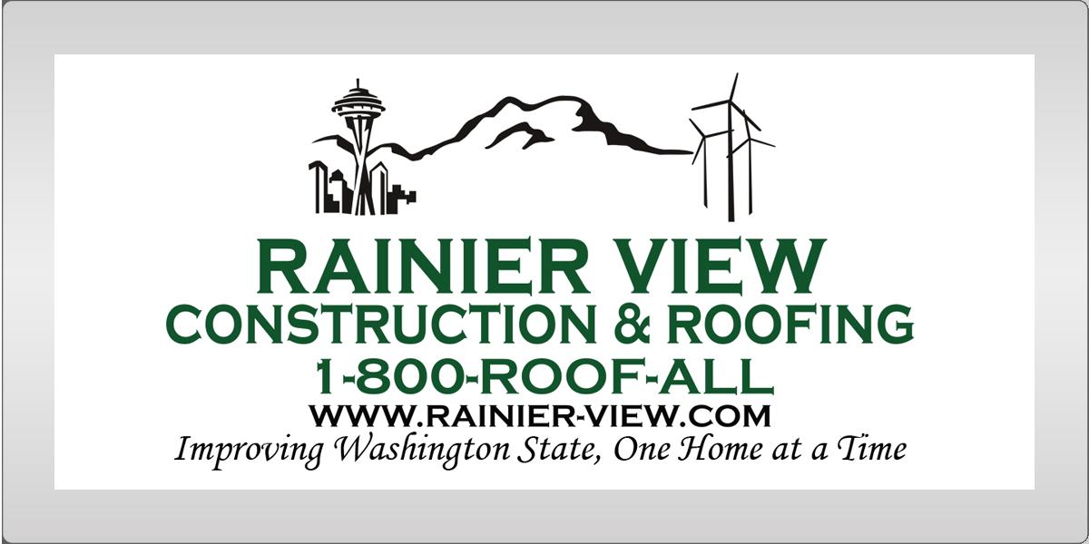 Rainier View Toll Free Ad