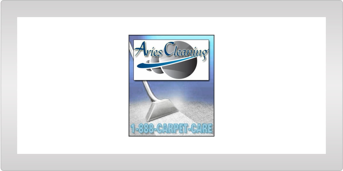 Aries Cleaning 888 Carpet Care