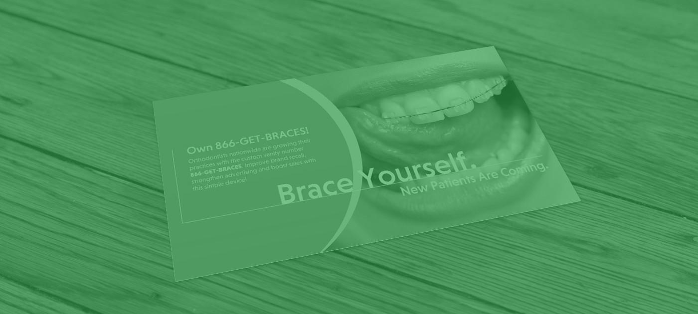 866 Get Braces Card