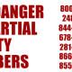 Partial Vanity Numbers