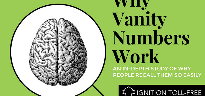 why vanity numbers work
